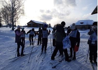 Проведение Всероссийской массовой лыжной гонки «Лыжня России»-2021